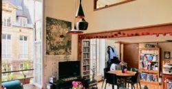 Charlot – Beau Loft 70 m², avec mezzanine