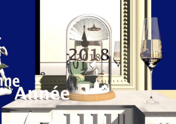 Meilleurs Voeux 2018 (vidéo)