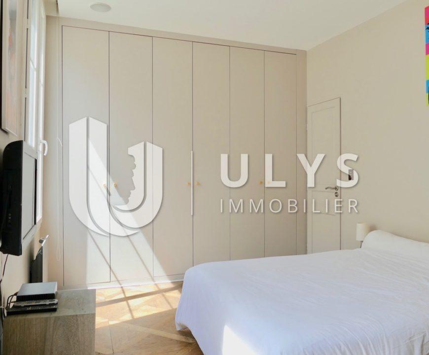 Rue de Seine – Appartement 2 Pièces, 40 m²
