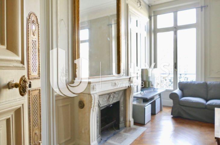 Chaussée d'Antin / La Fayette – Appartement 4 Pièces 113 m², Haussmannien