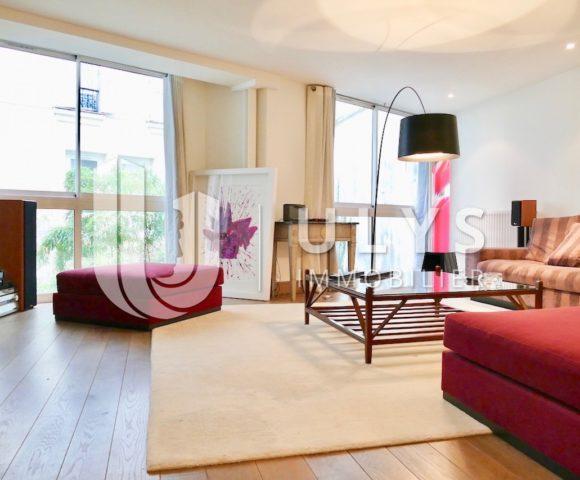Marcadet / Joffrin – Triplex 153 m² d'Architecte