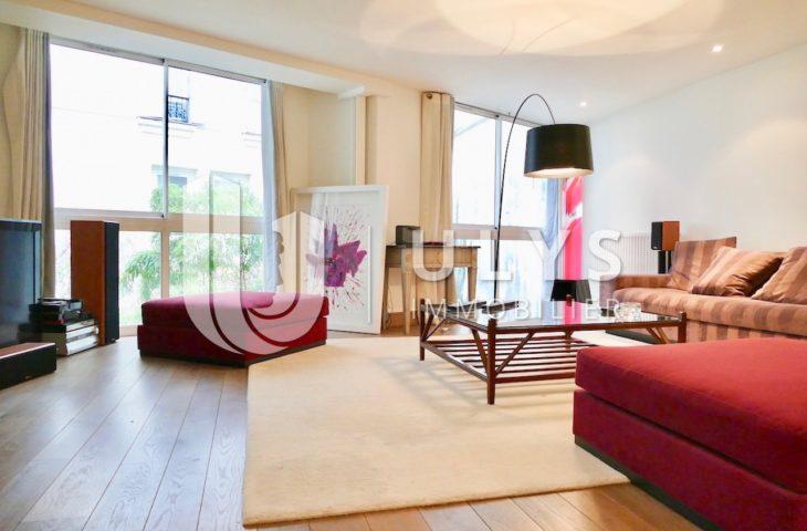 Marcadet – Triplex 153 m² d'Architecte
