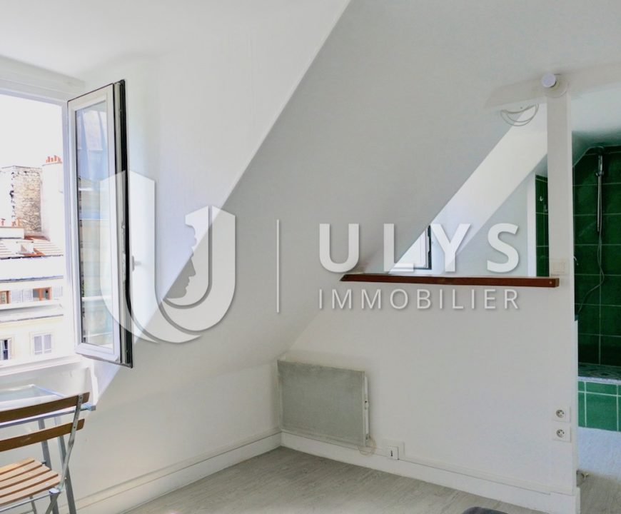 Mairie du 10e – Beau Studio 10 m², Rénové