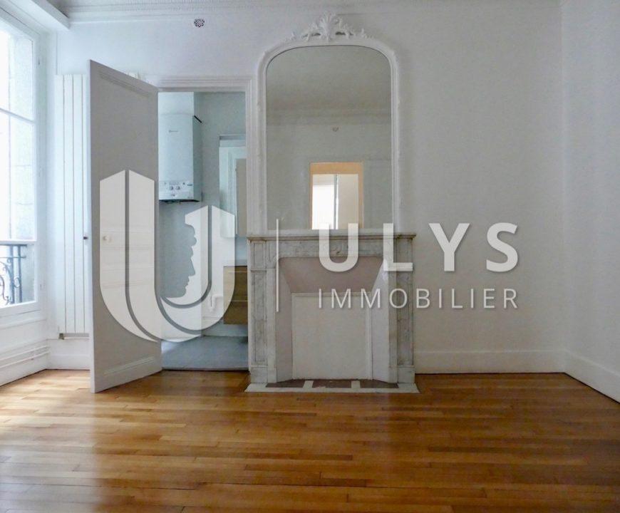 Village d'Auteuil – Appartement 5 Pièces, 114 m² Haussmannien