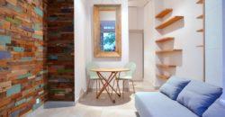 Luxembourg – Studio 31 m² Meublé et Rénové sur cour