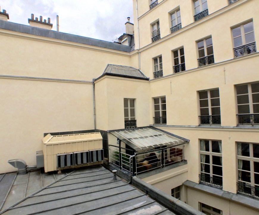 Hôtel de Ville – Appartement 2 Pièces, à Rénover
