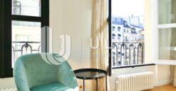 Louvre, Appartement Meublé 2 Pièces 42 m², Rénové