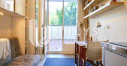 Place Rodin – Chambre de Service sur cour