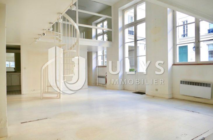 Location – Bureau 88 m² avec Mezzanine, Haut Marais