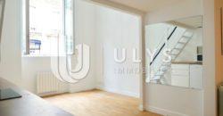 Montaigne – Beau Studio avec Mezzanine, 33 m²