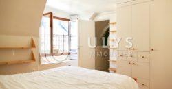 Saint André des Arts, Appartement Meublé, 3 Pièces 75 m²