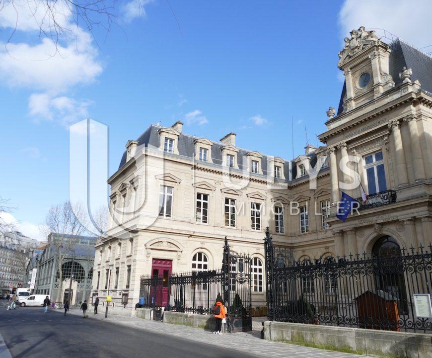 Carreau du Temple, Charmant Studio 32 m², à Rénover
