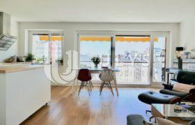 Square Auguste Renoir, 3 Pièces Meublé 70 m², Balcon