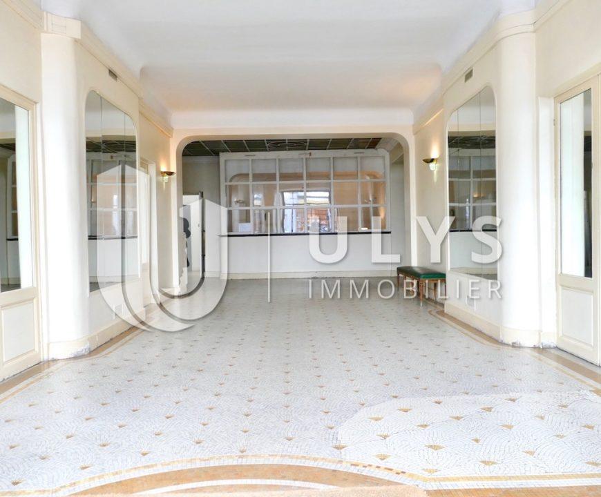 Tuileries – Studio 28 m² à Rénover