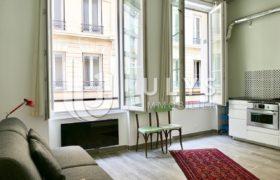 Saint Sauveur, Studio 22 m² meublé, Rénové