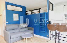 Grands Boulevards – Studio avec commercialité, 25 m²