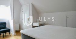 Monceau / Courcelles – 4 Pièces, 2 Chambres de 115 m²