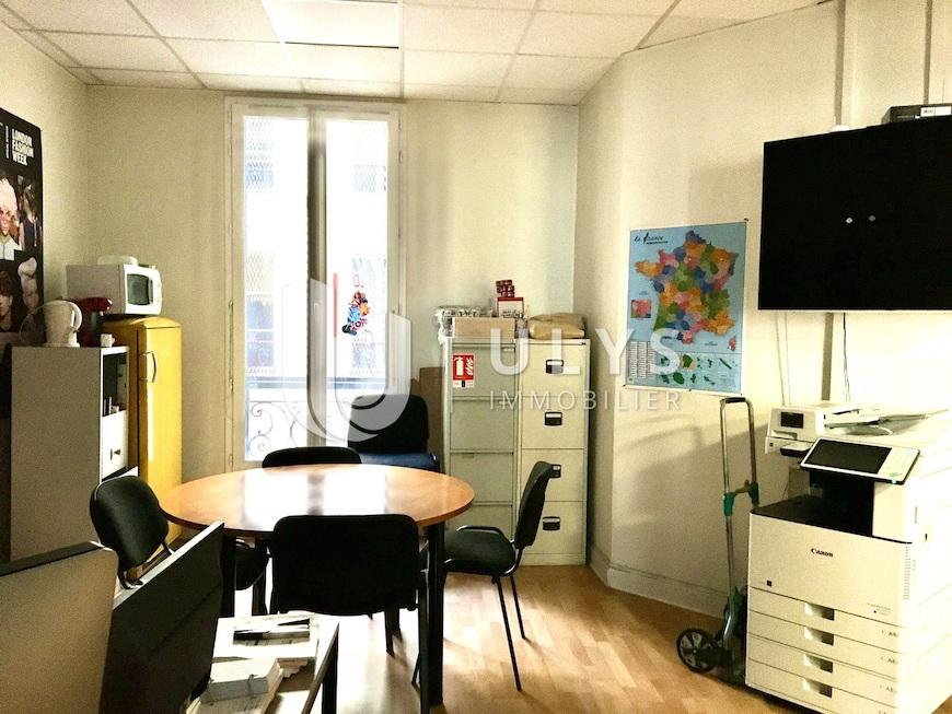Etienne Marcel – 2 Bureaux 104 m², Divisible