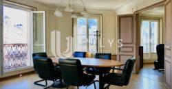 Etienne Marcel – Bureau d'angle 113 m², 4e étage