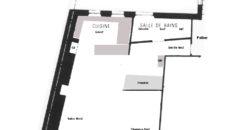 Panthéon – Studio Meublé et Équipé 35 m² de charme