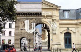 Murs Occupés – Porte Saint-Martin / Arts & Métiers (75003