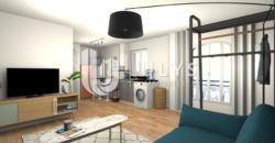 Bourse – Studio 22 m² à Rafraichir