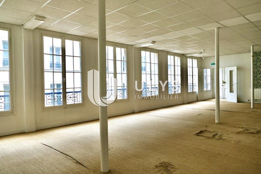 Charonne – Plateau 109 m² à Aménager