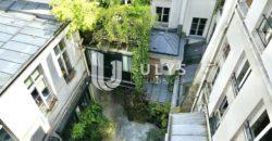 Rue Montmartre – Duplex 2 Pièces 40 m² env., sur cour