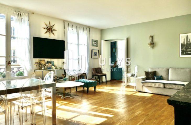 Charlot – Appartement 2 Pièces, 63 m², 3e étage